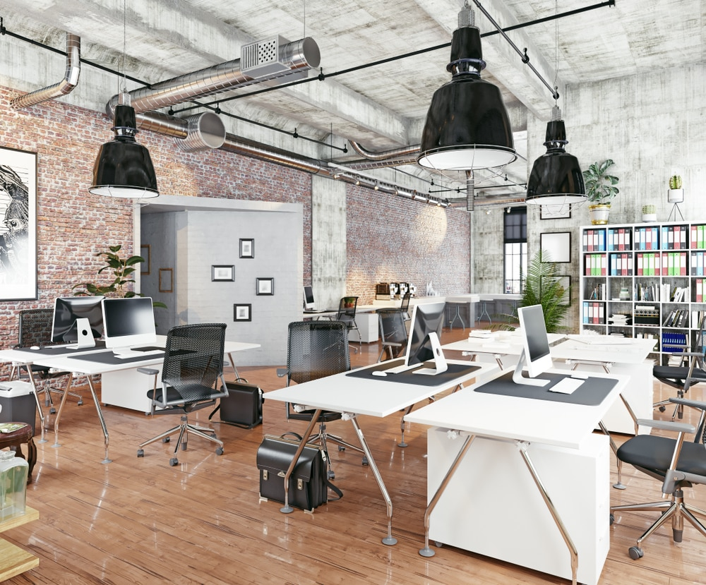 The Best Types of Flooring For Offices