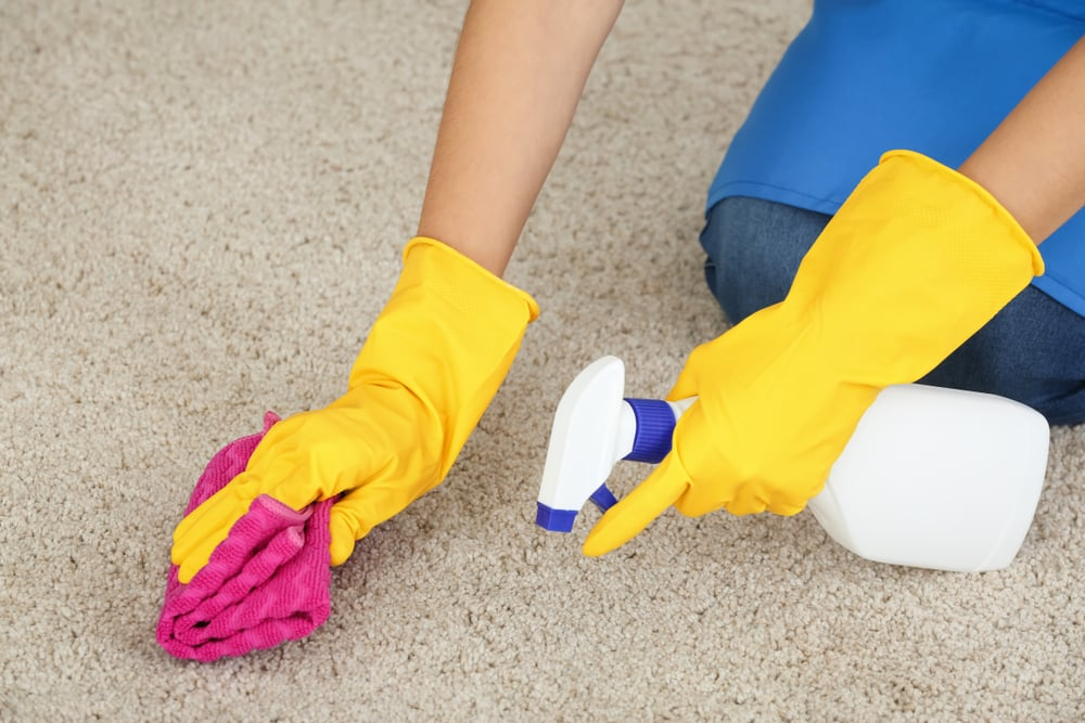 Eco-friendly ways to clean your carpet