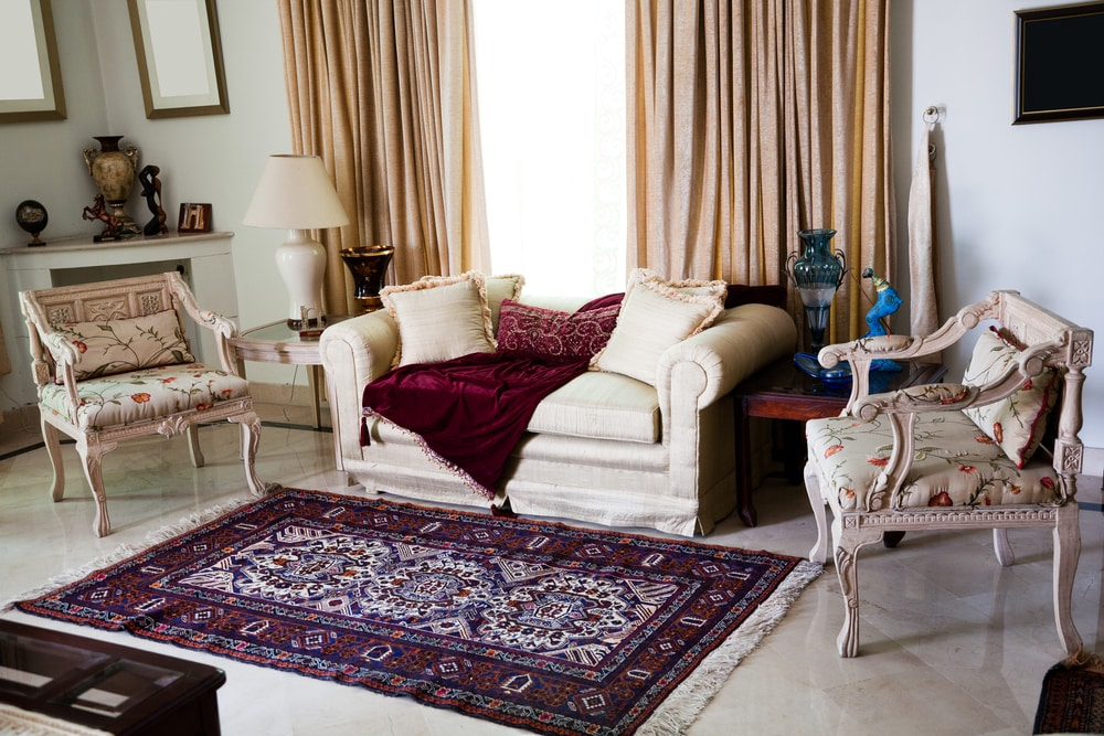 How To Mix Oriental Rugs