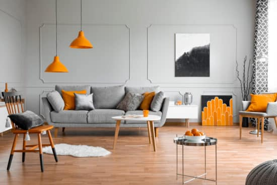 Colours Orange
